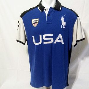 Polo Ralph Lauren XXL Shirt Big Pony USA #2